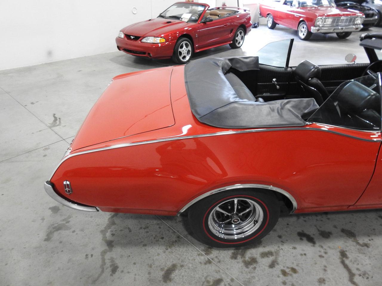 1969 Oldsmobile 442 32