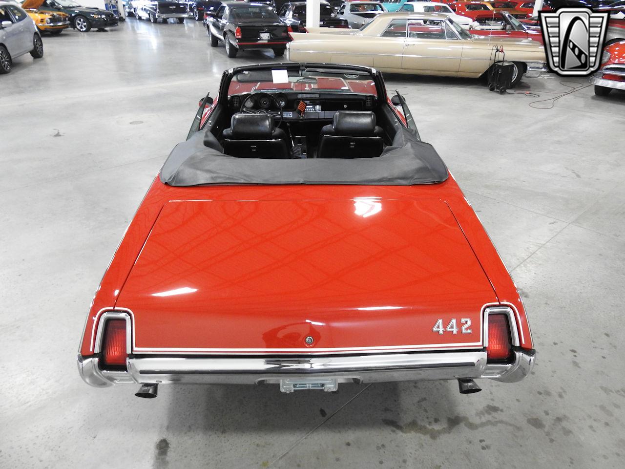 1969 Oldsmobile 442 11