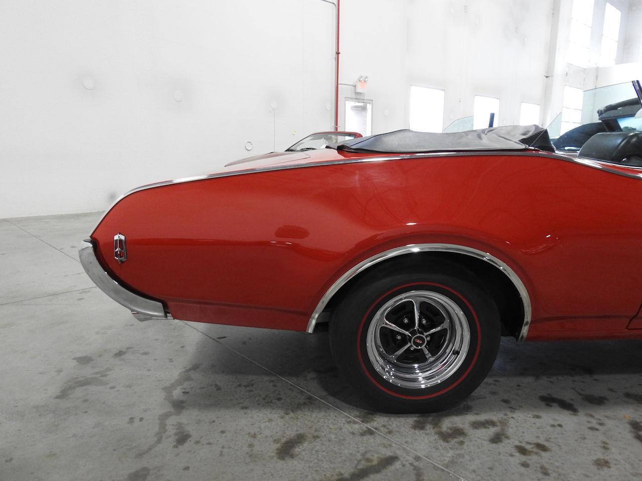 1969 Oldsmobile 442 33