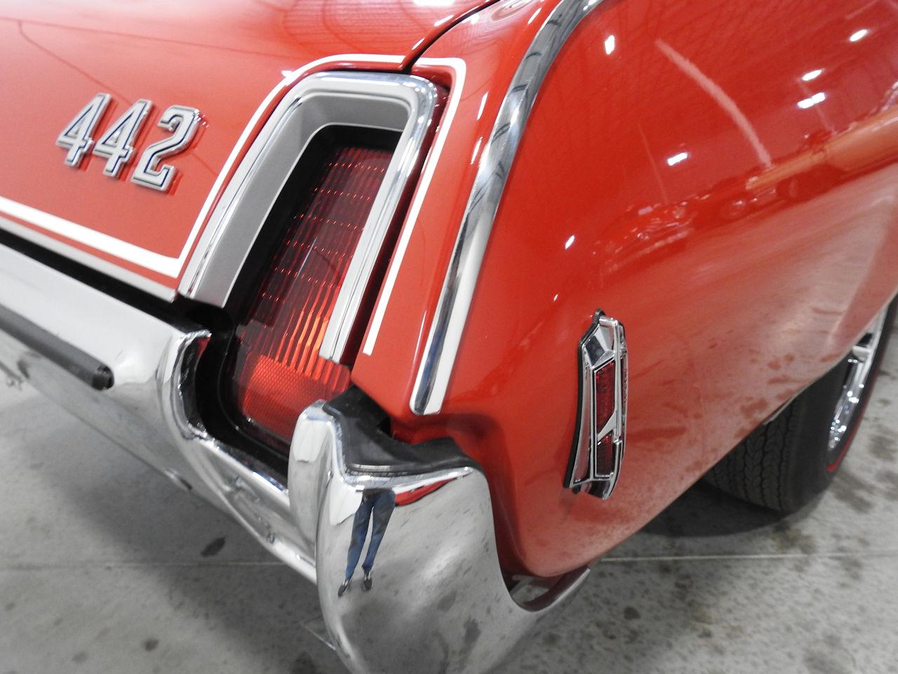 1969 Oldsmobile 442 54