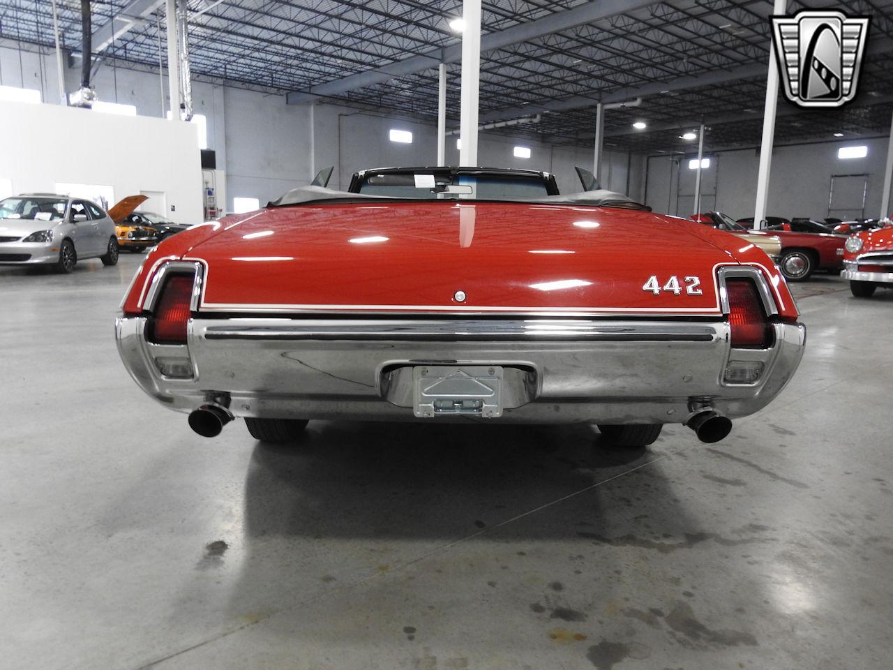 1969 Oldsmobile 442 12