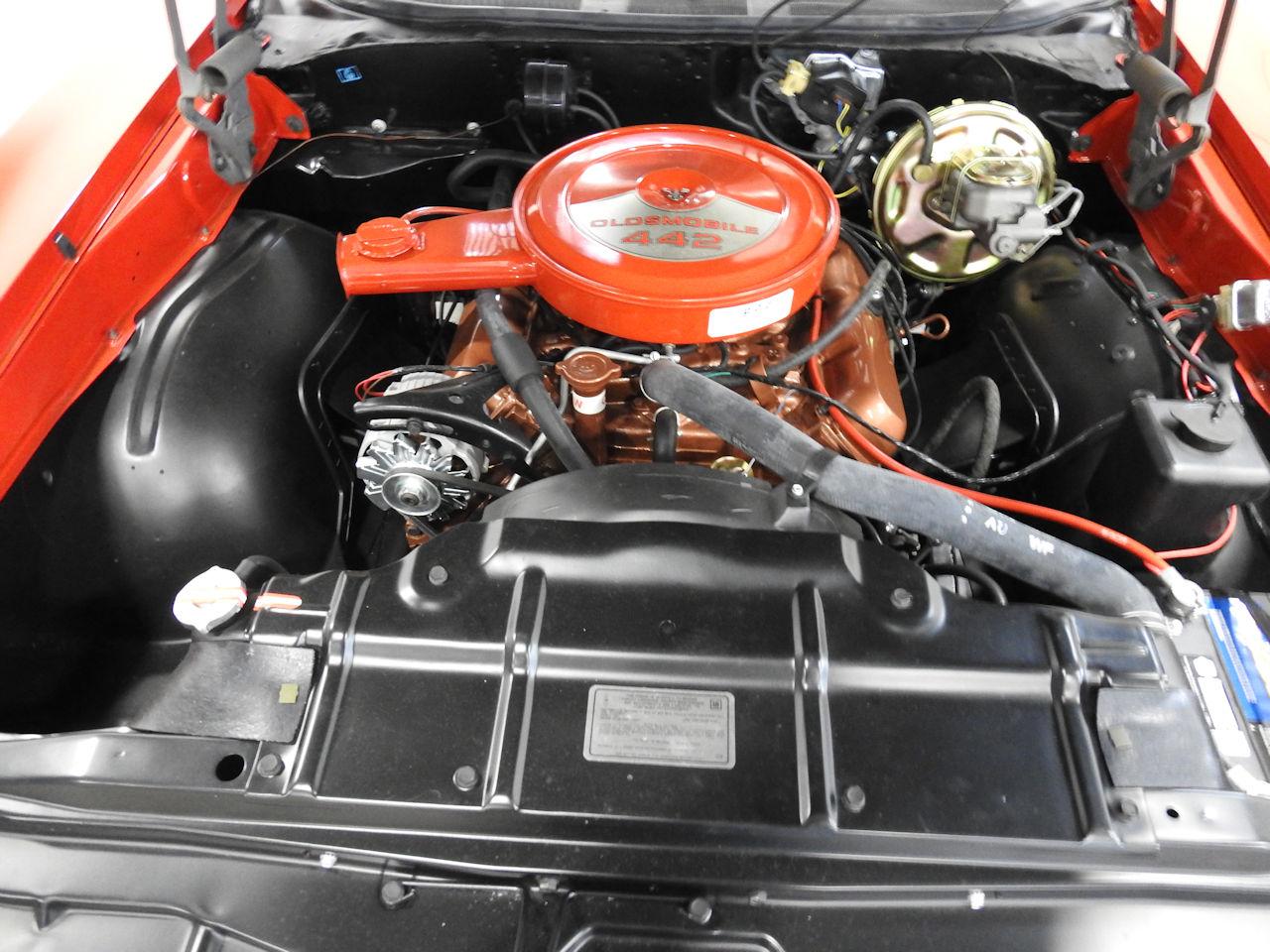 1969 Oldsmobile 442 93