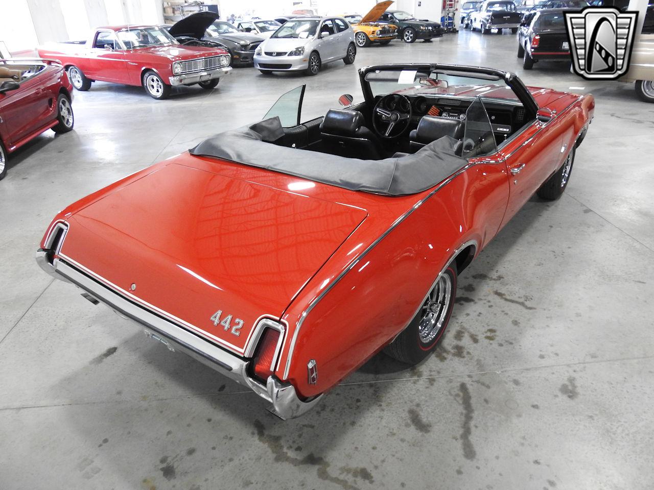 1969 Oldsmobile 442 14