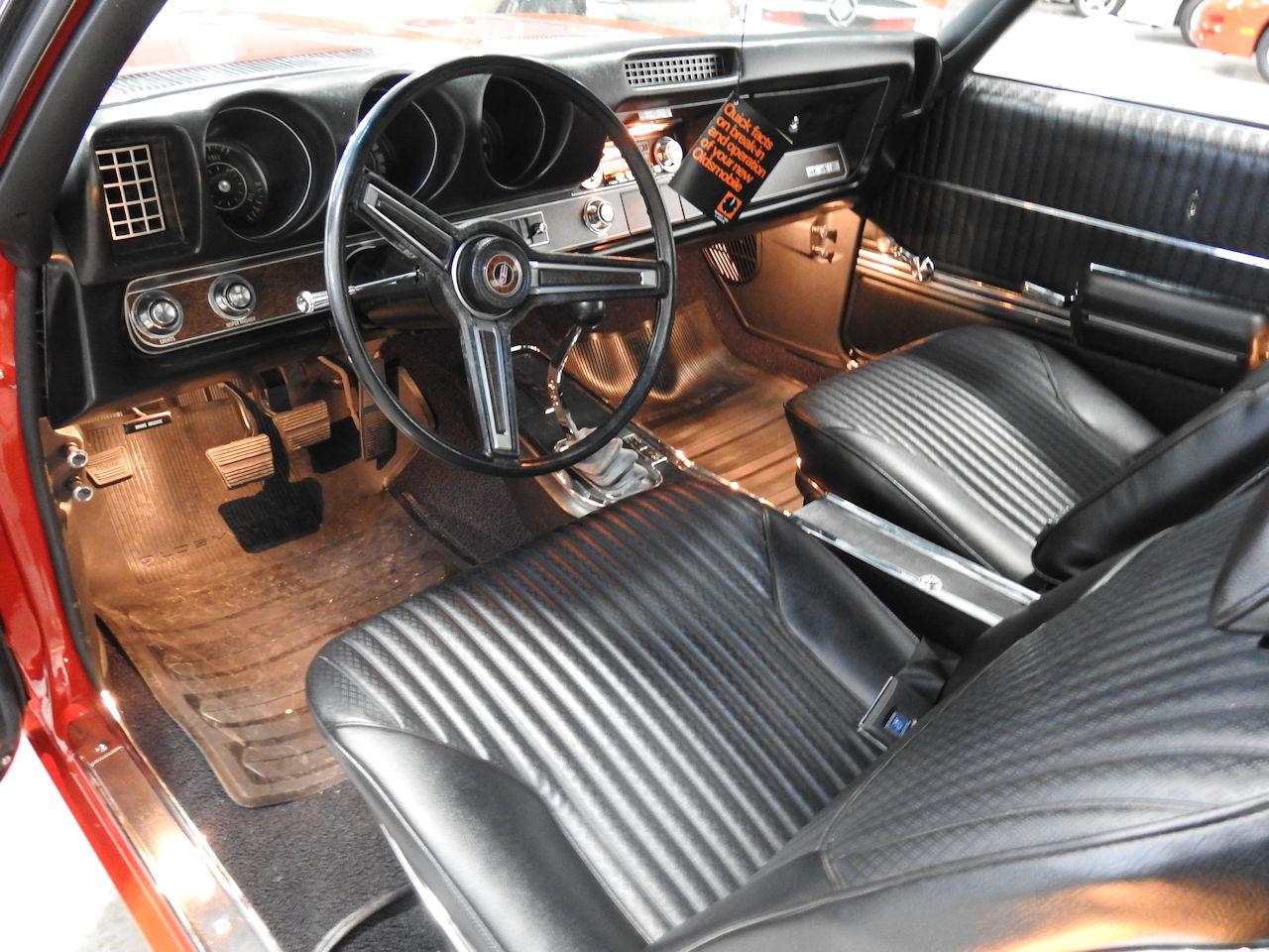 1969 Oldsmobile 442 56