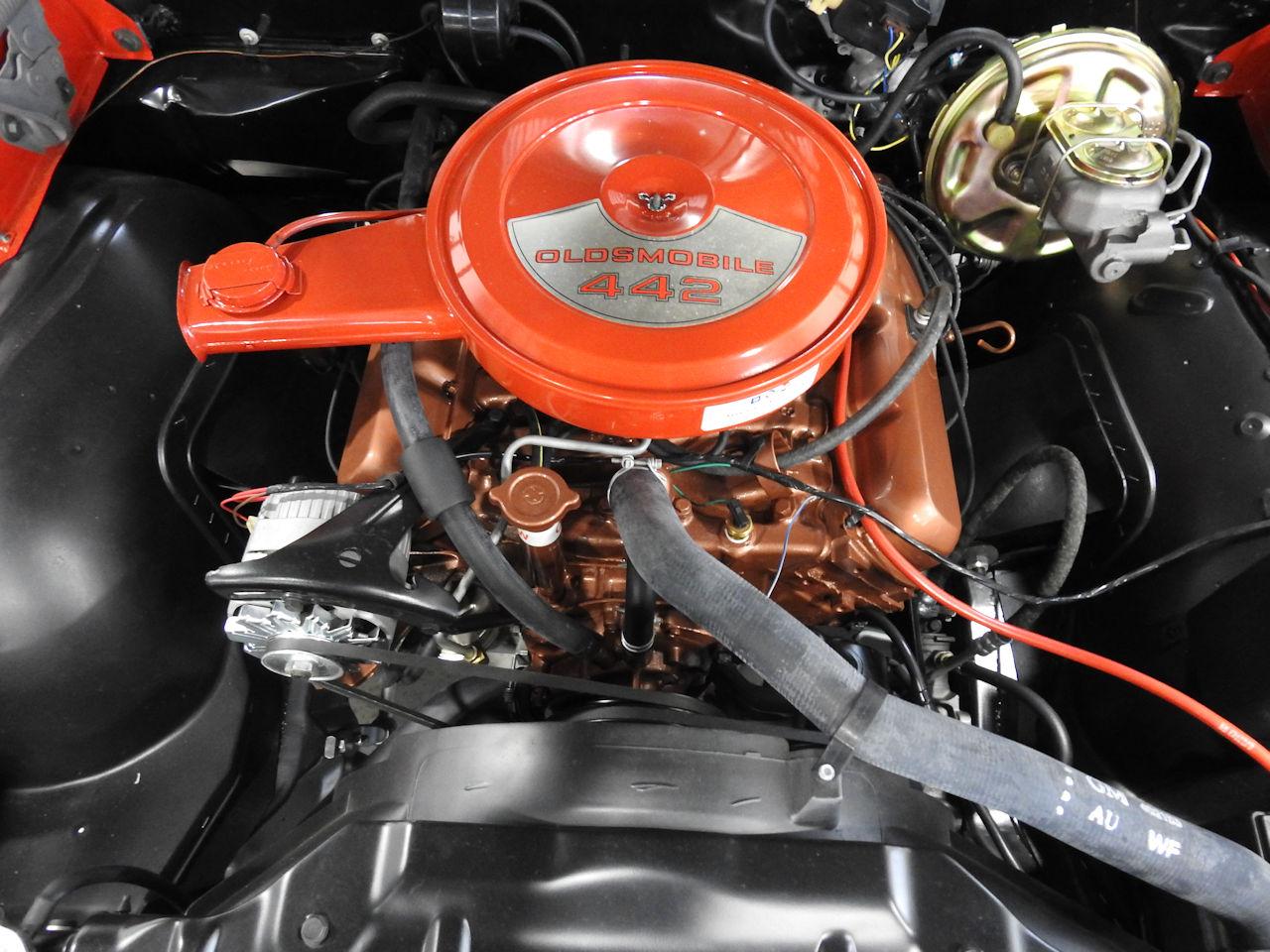 1969 Oldsmobile 442 78