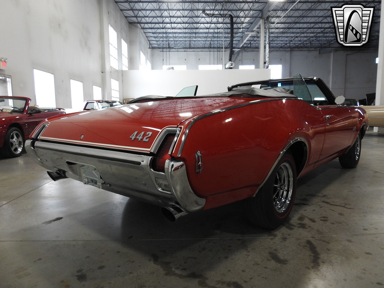 1969 Oldsmobile 442 15