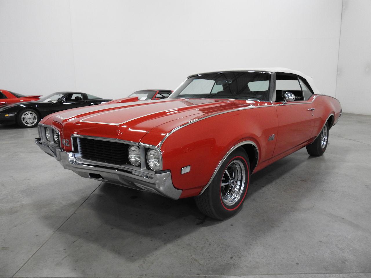 1969 Oldsmobile 442 36