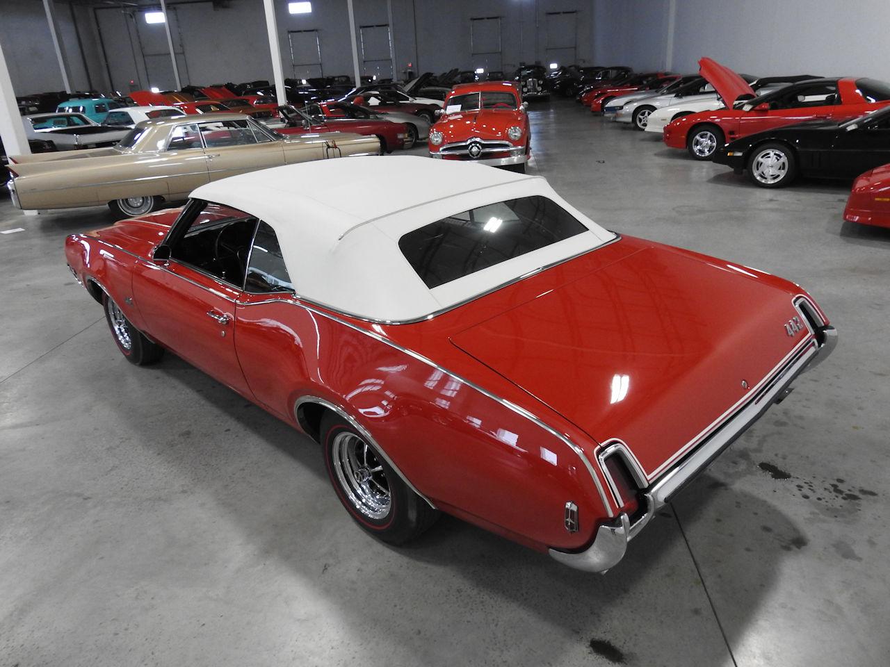 1969 Oldsmobile 442 38