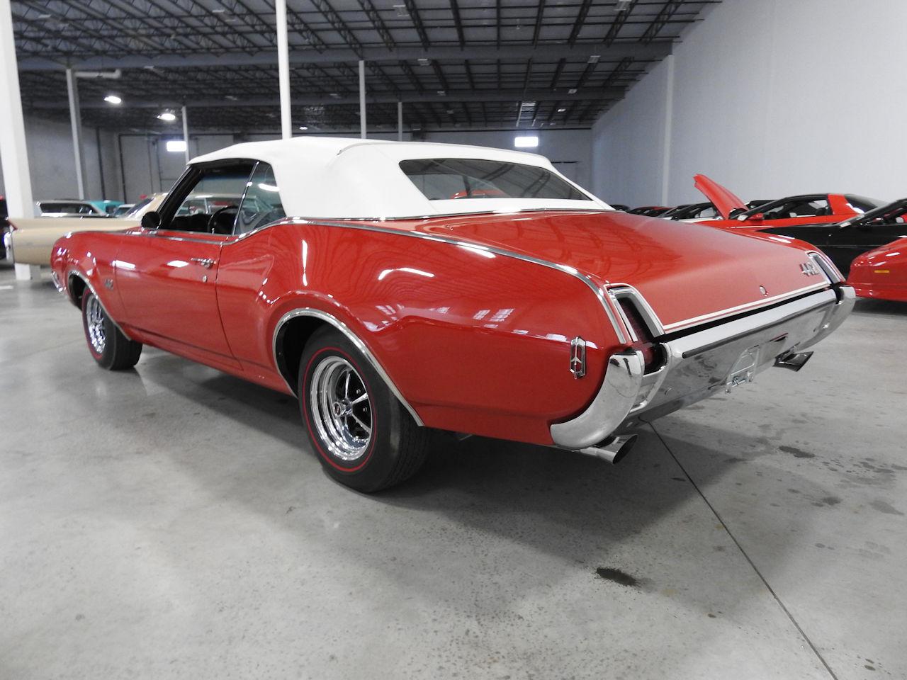 1969 Oldsmobile 442 39