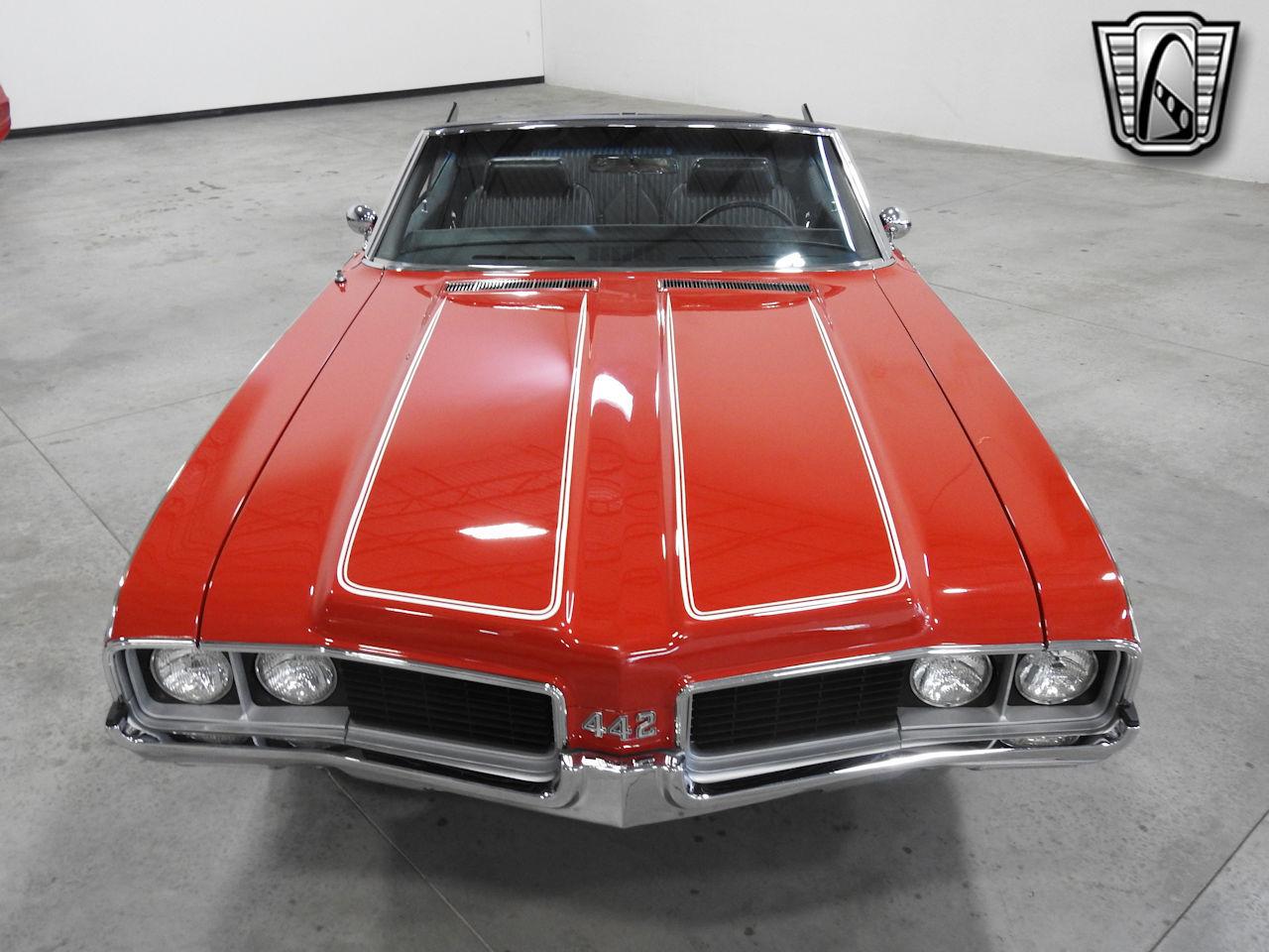 1969 Oldsmobile 442 96