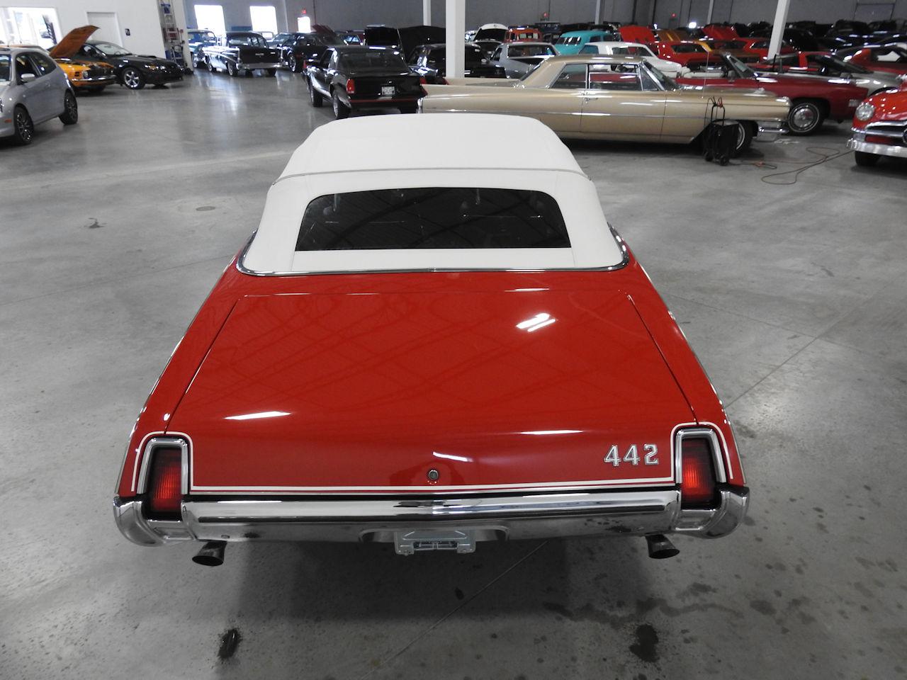 1969 Oldsmobile 442 97