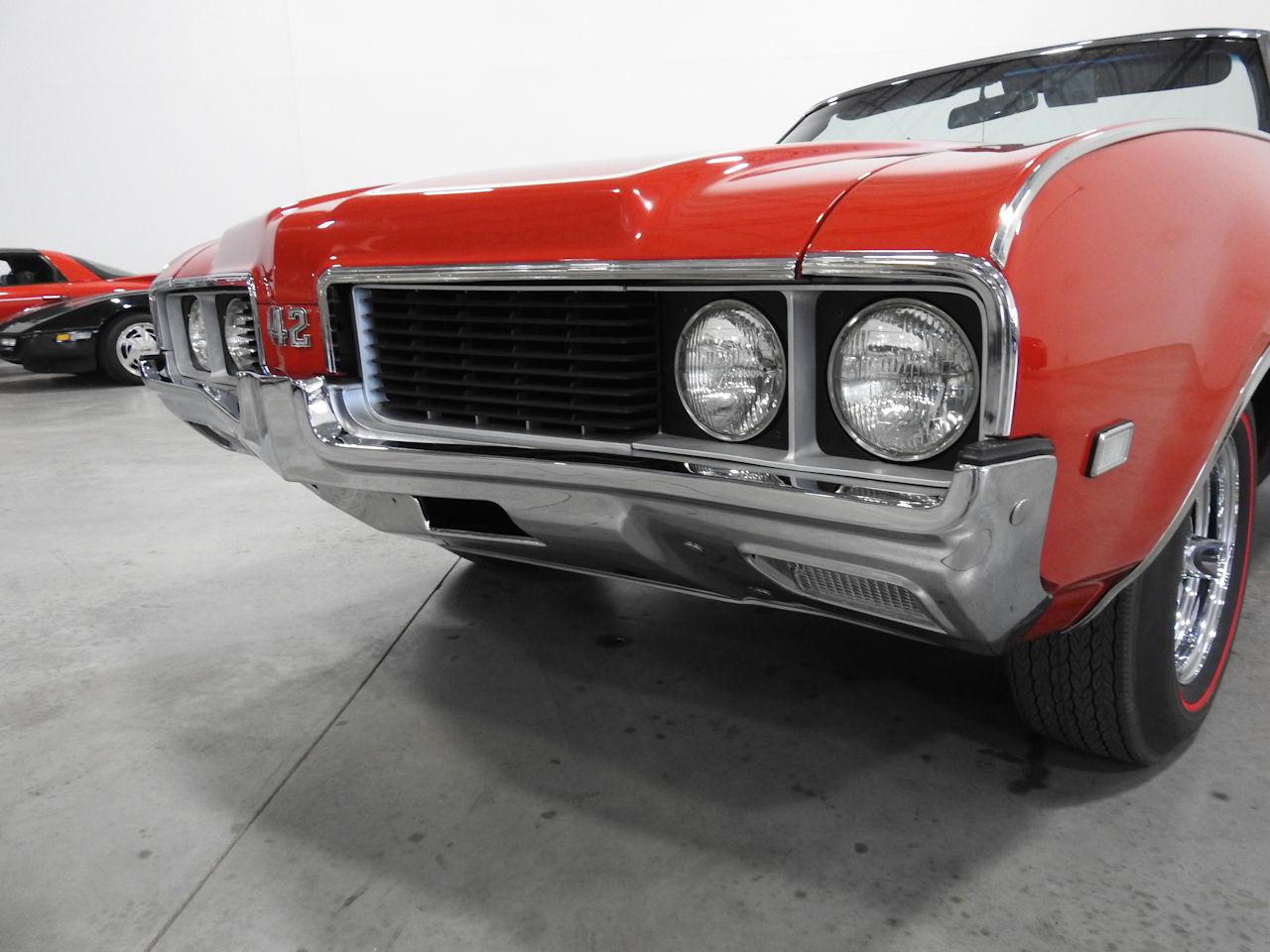 1969 Oldsmobile 442 98