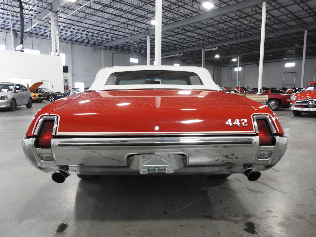 1969 Oldsmobile 442 40