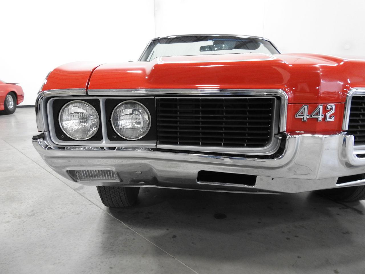 1969 Oldsmobile 442 21