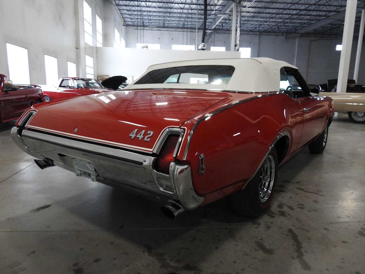 1969 Oldsmobile 442 42