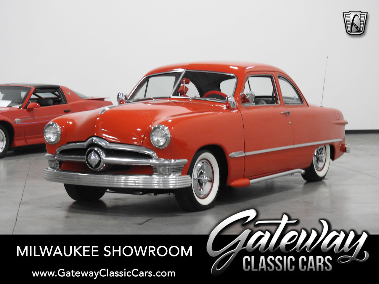 Used 1950 Ford Club Coupe