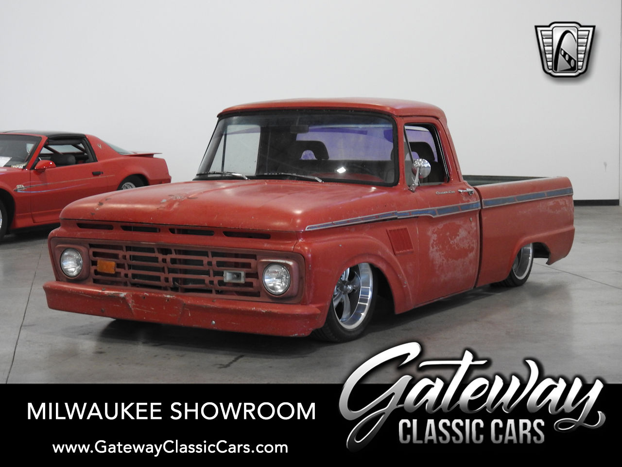 Used 1964 Ford F100