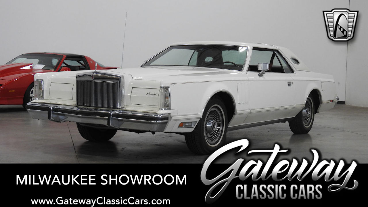 Used 1978 Lincoln Continental
