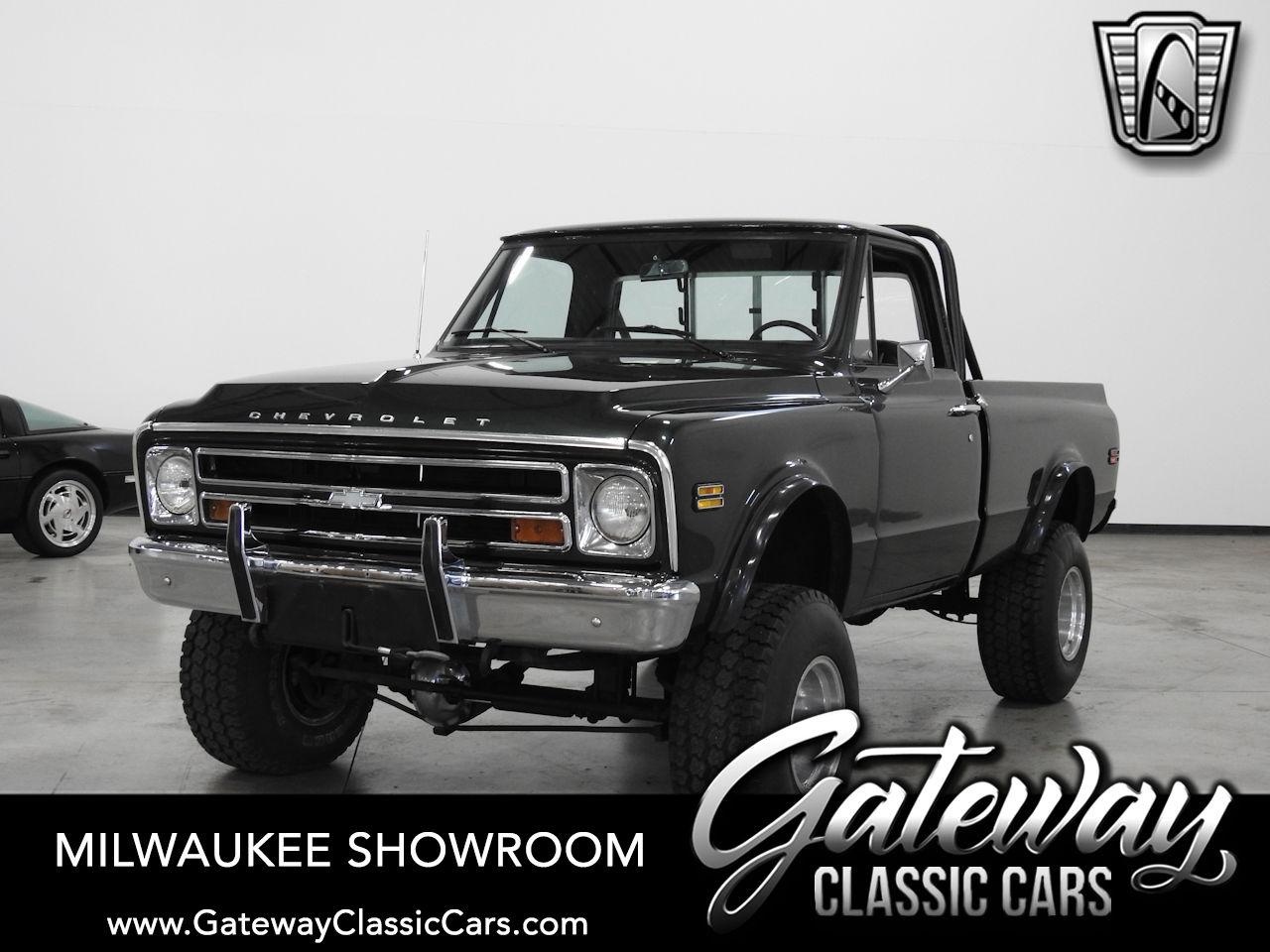 Used 1968 Chevrolet C10