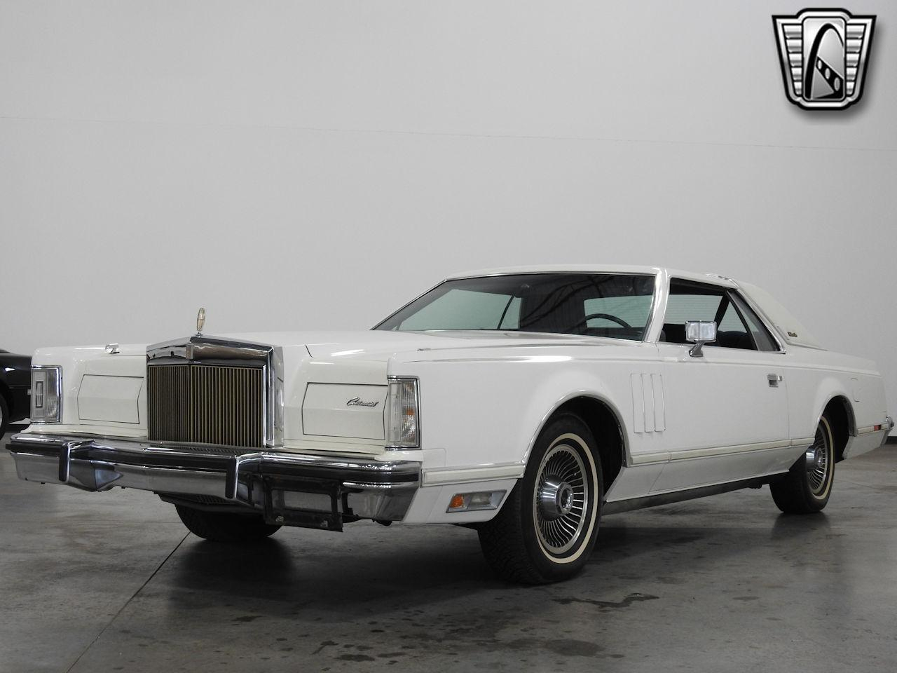 1979 Lincoln MKV 21