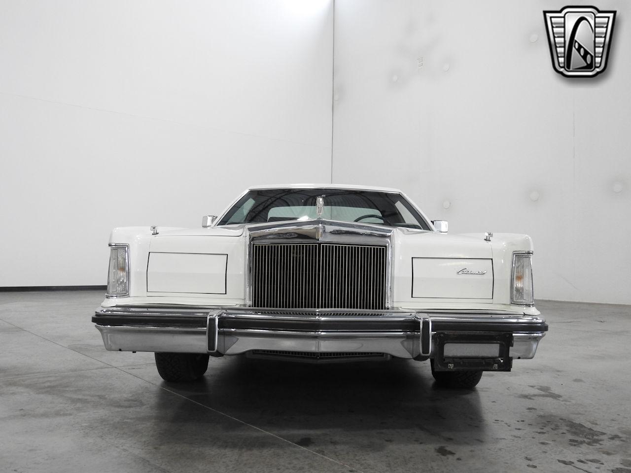1979 Lincoln MKV 22