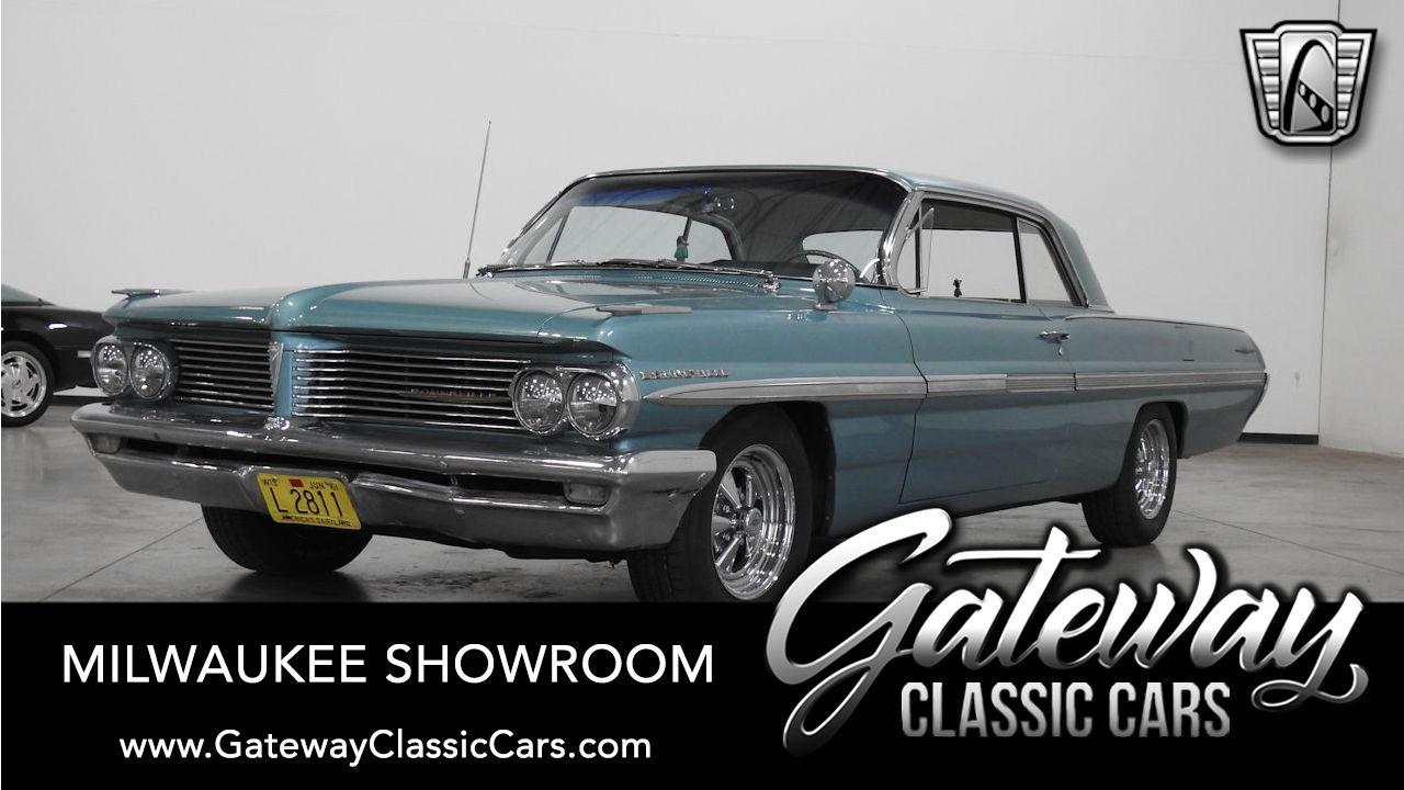Used 1962 Pontiac Bonneville