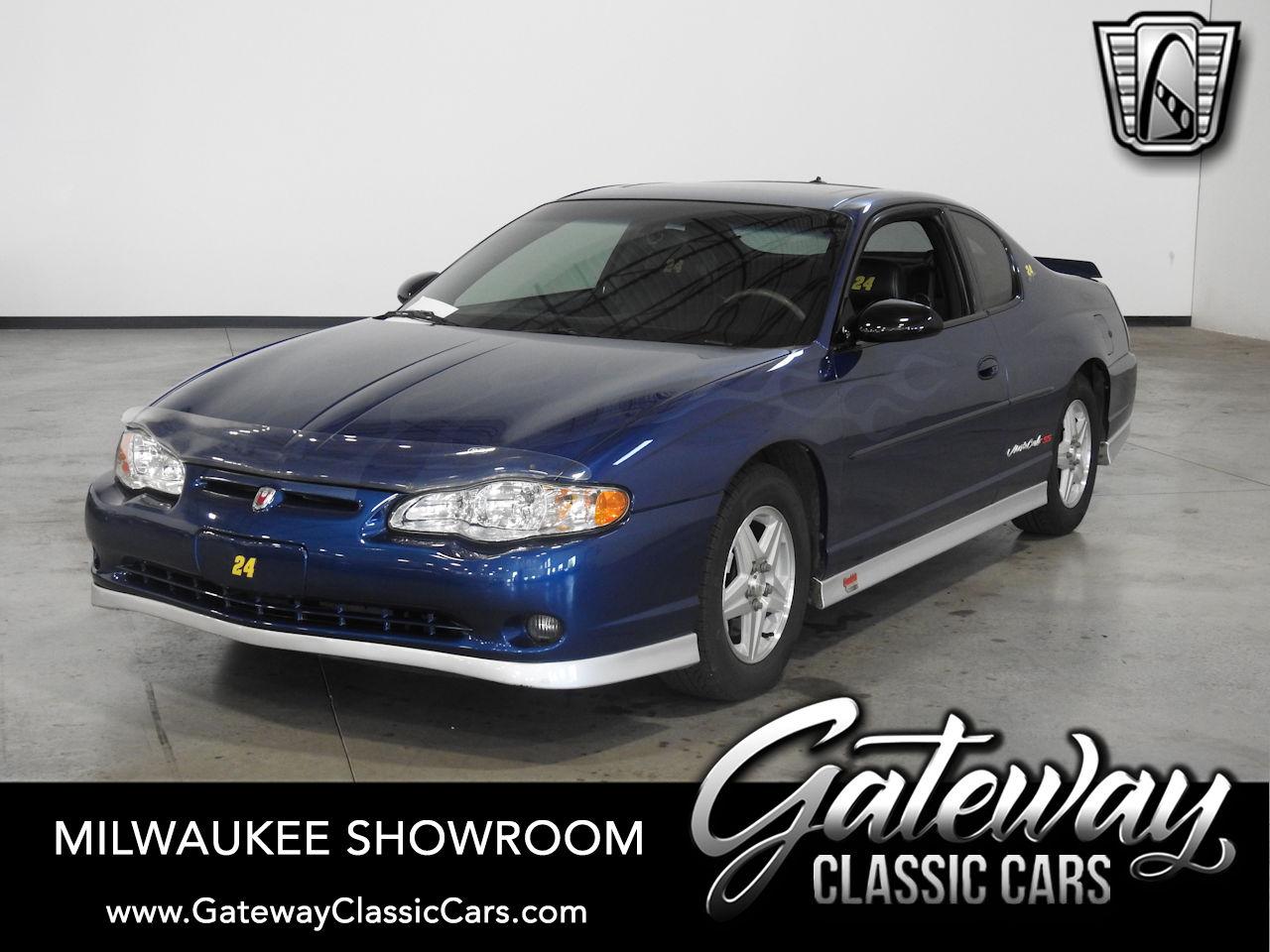 Used 2003 Chevrolet Monte Carlo