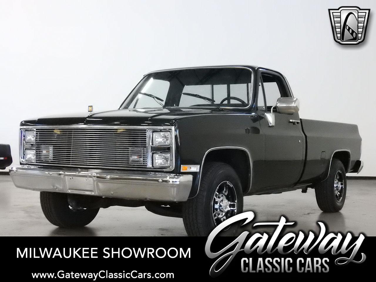 Used 1986 Chevrolet Silverado