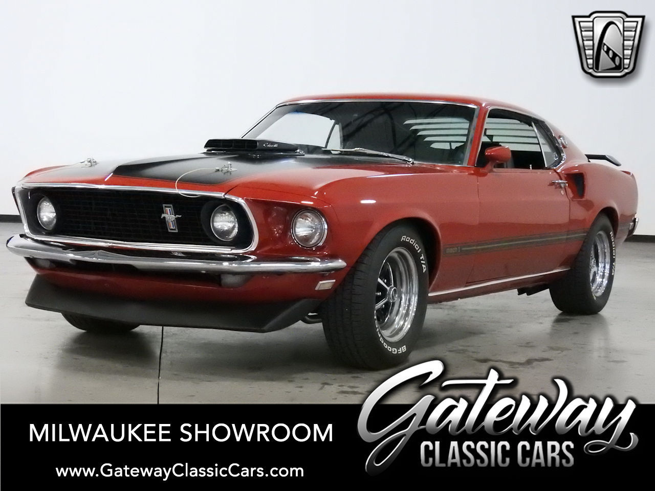 Used 1969 Ford Mustang