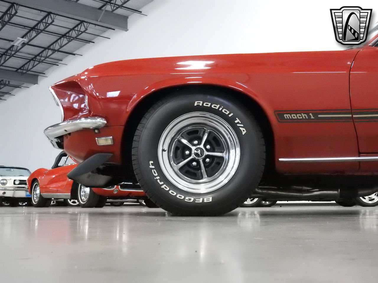1969 Ford Mustang 38