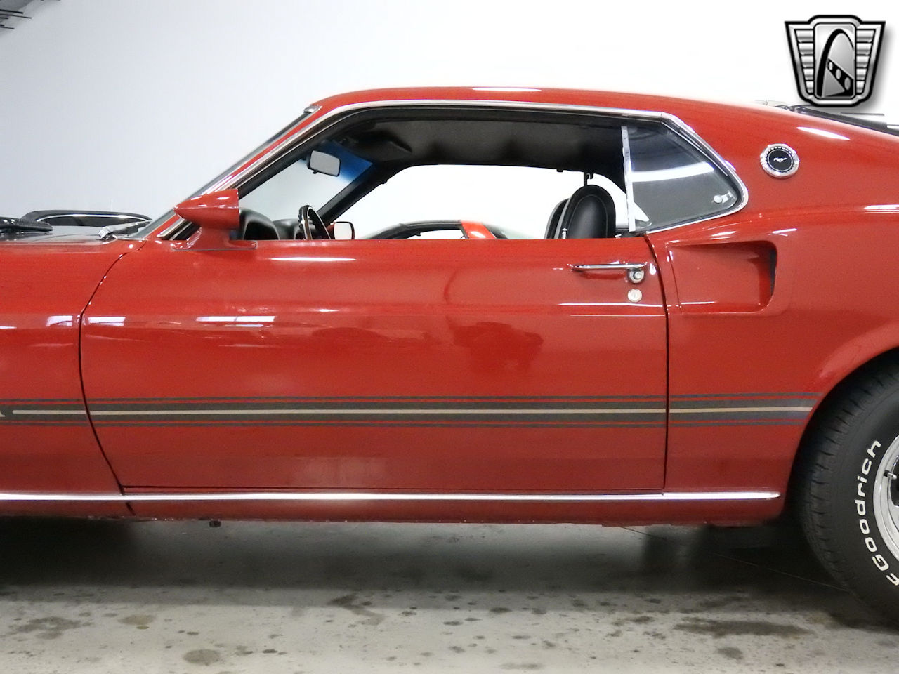 1969 Ford Mustang 39