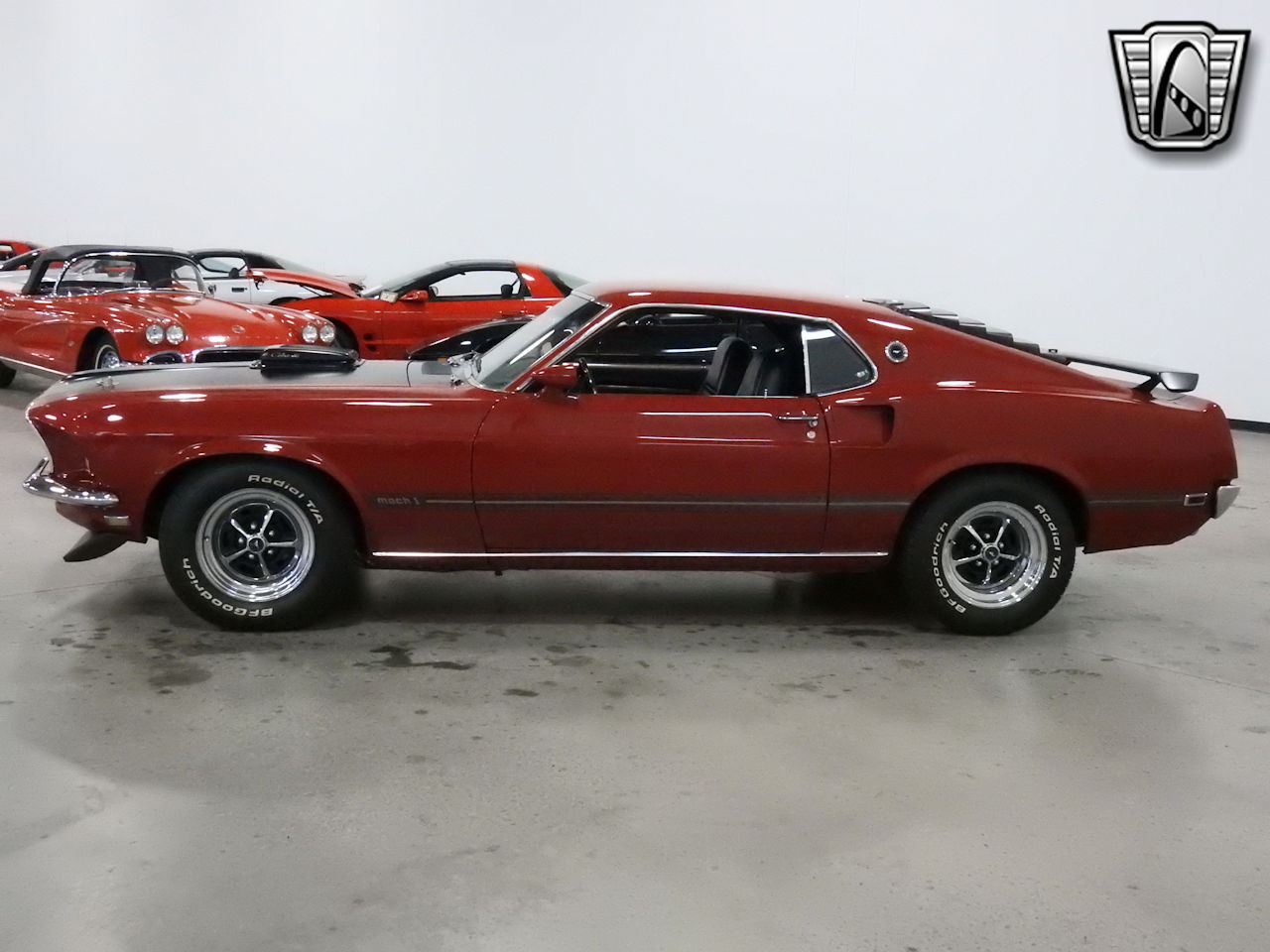 1969 Ford Mustang 24