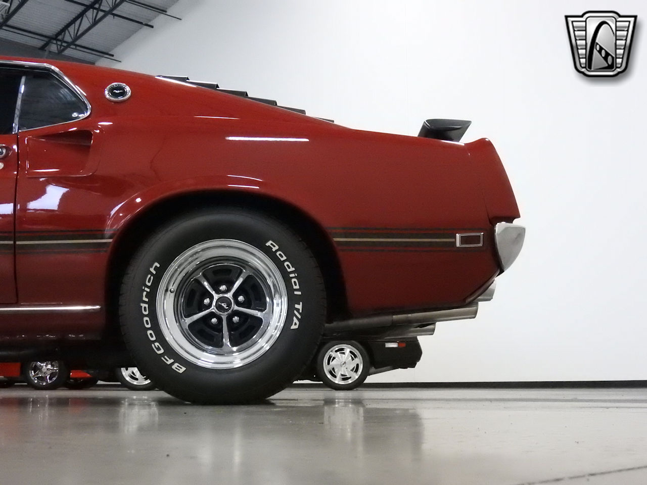 1969 Ford Mustang 43