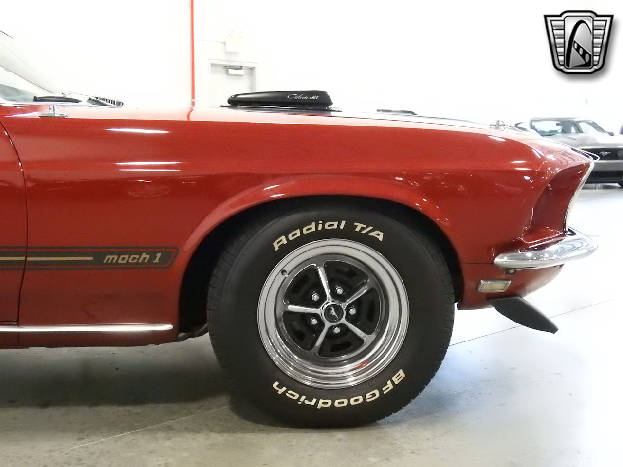 1969 Ford Mustang 45