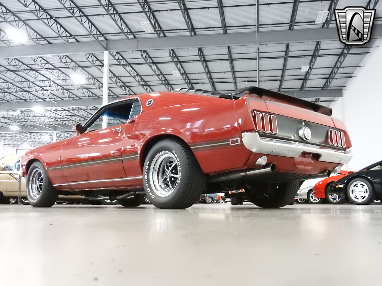 1969 Ford Mustang 10