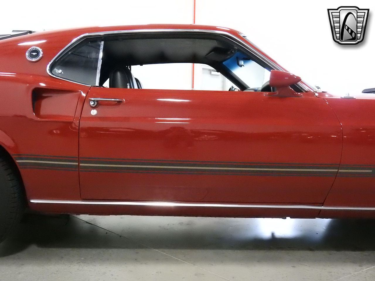 1969 Ford Mustang 48