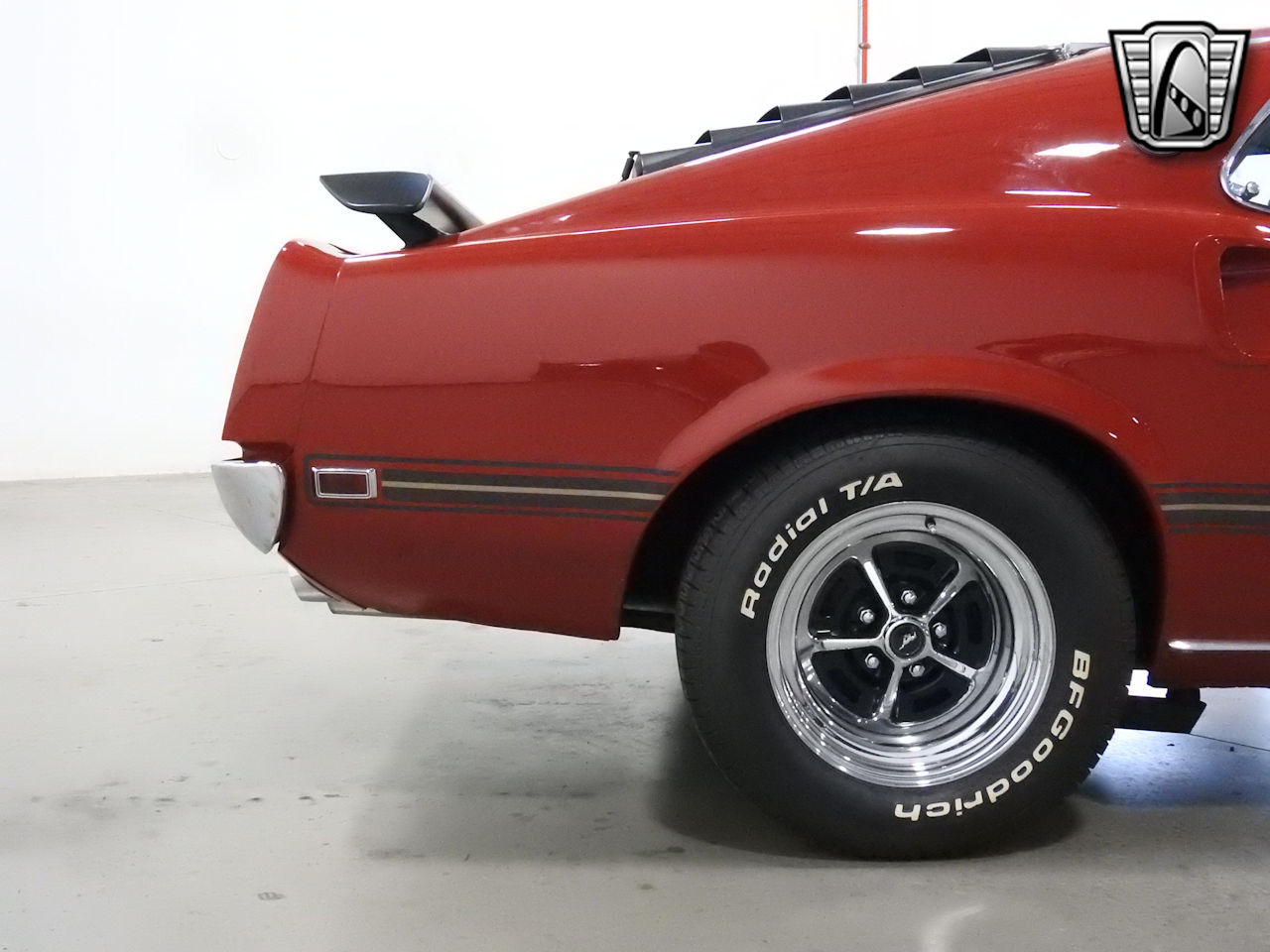 1969 Ford Mustang 50