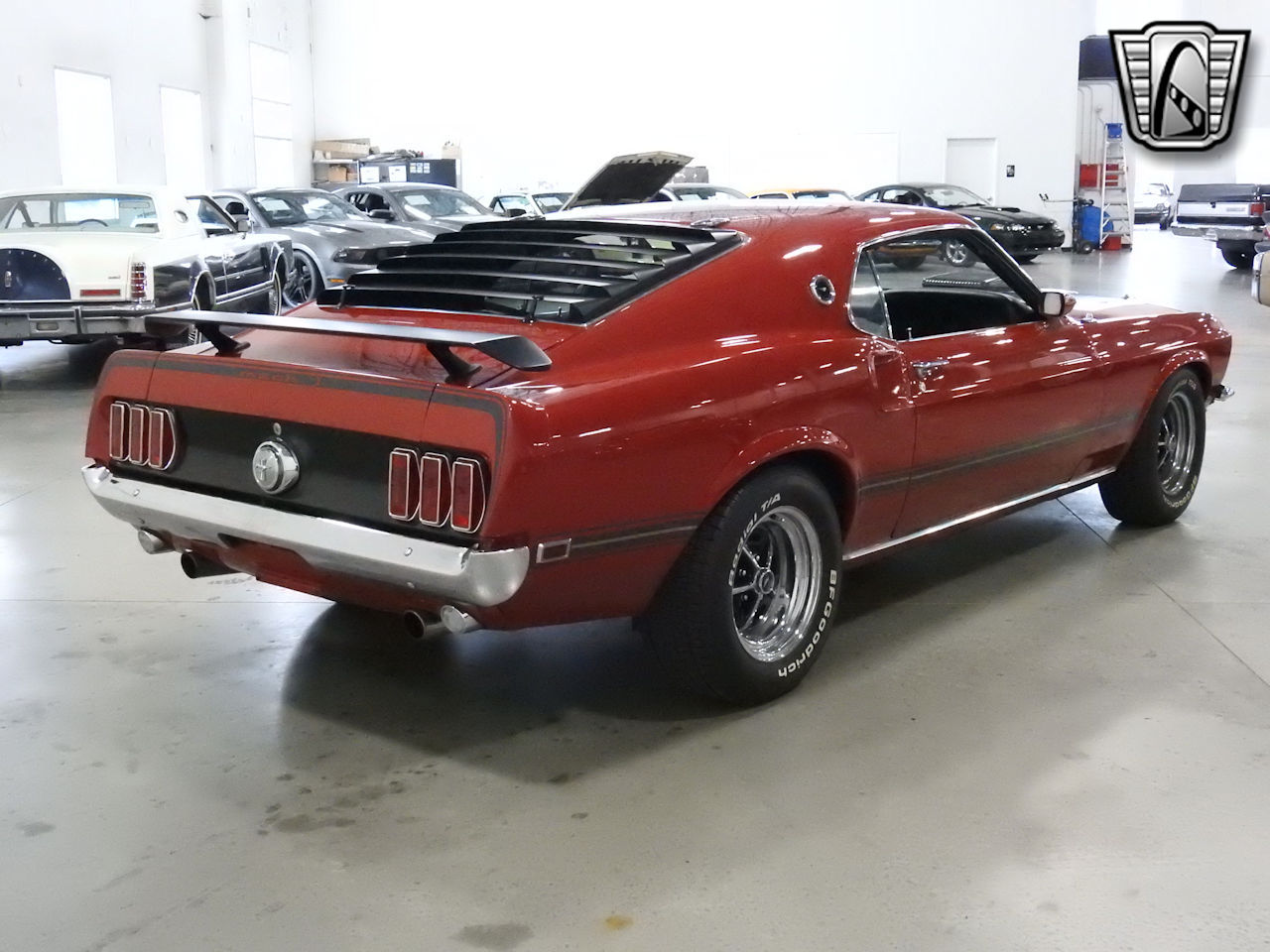 1969 Ford Mustang 13