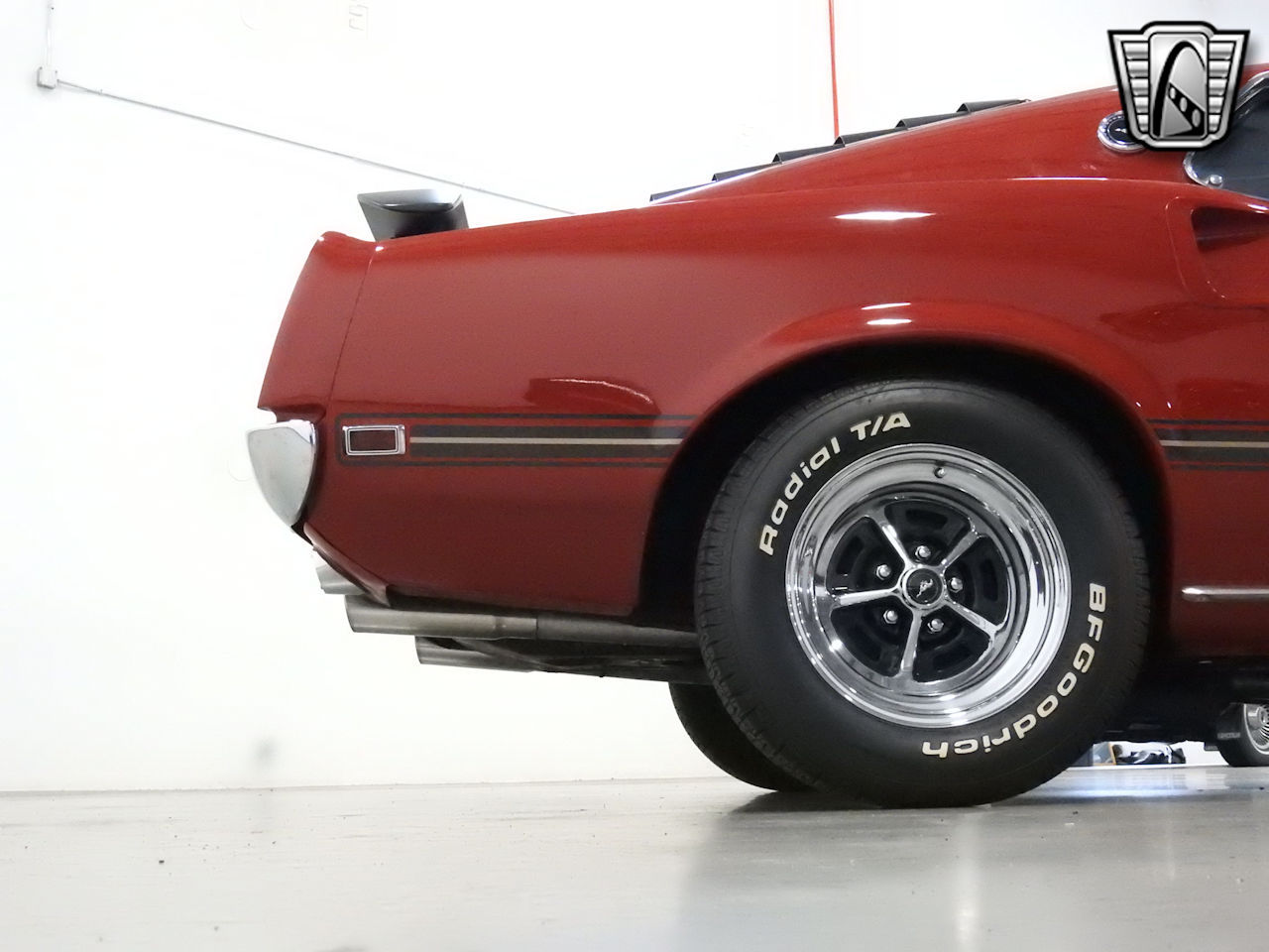 1969 Ford Mustang 51