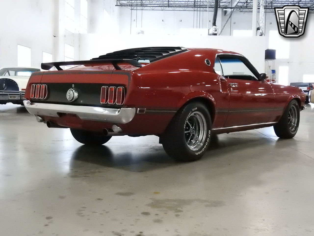 1969 Ford Mustang 31