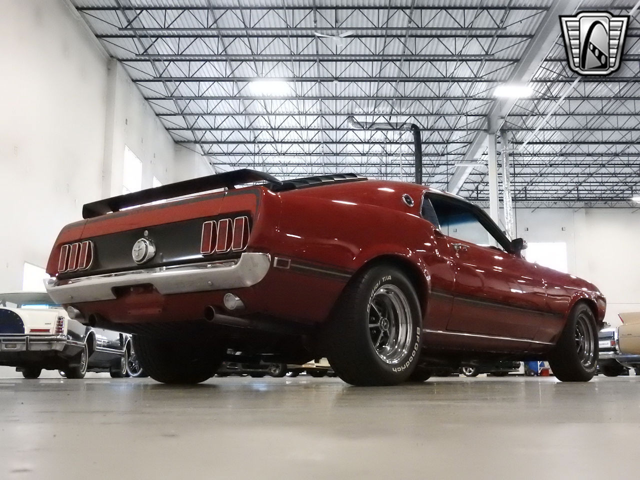 1969 Ford Mustang 32