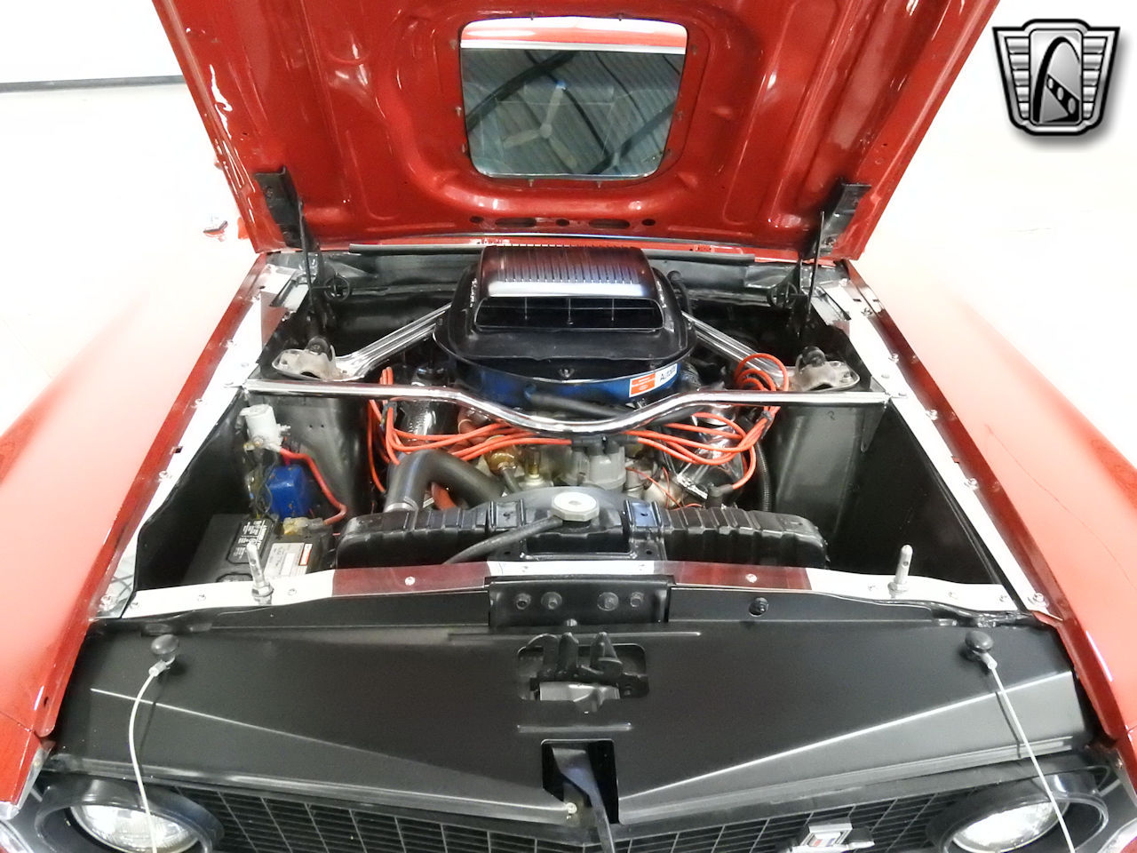 1969 Ford Mustang 16