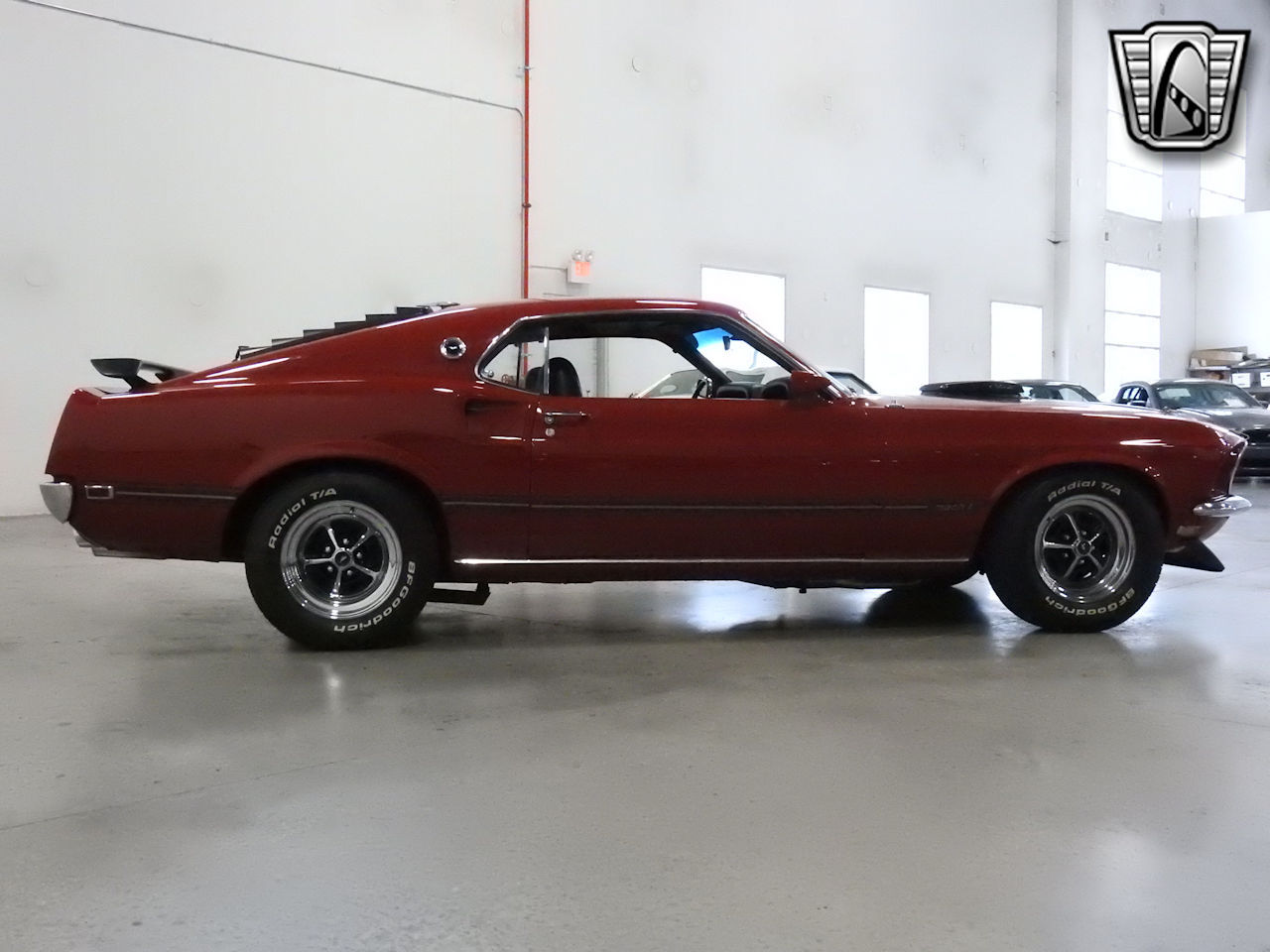 1969 Ford Mustang 17