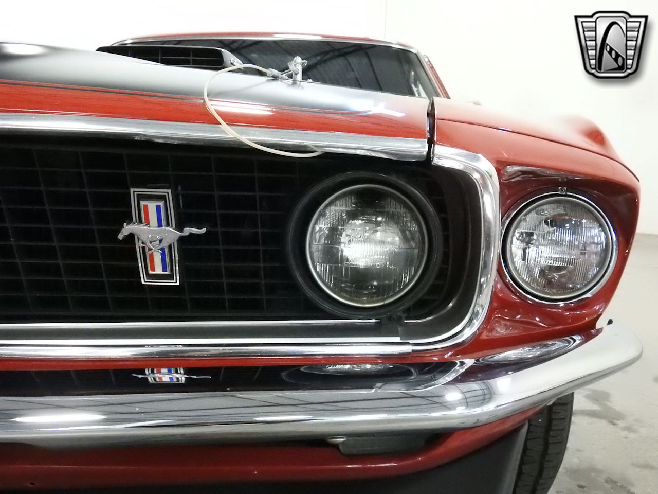 1969 Ford Mustang 57