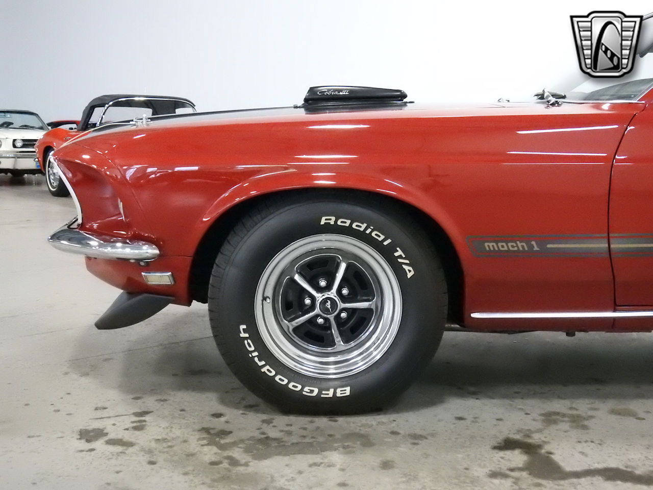 1969 Ford Mustang 37