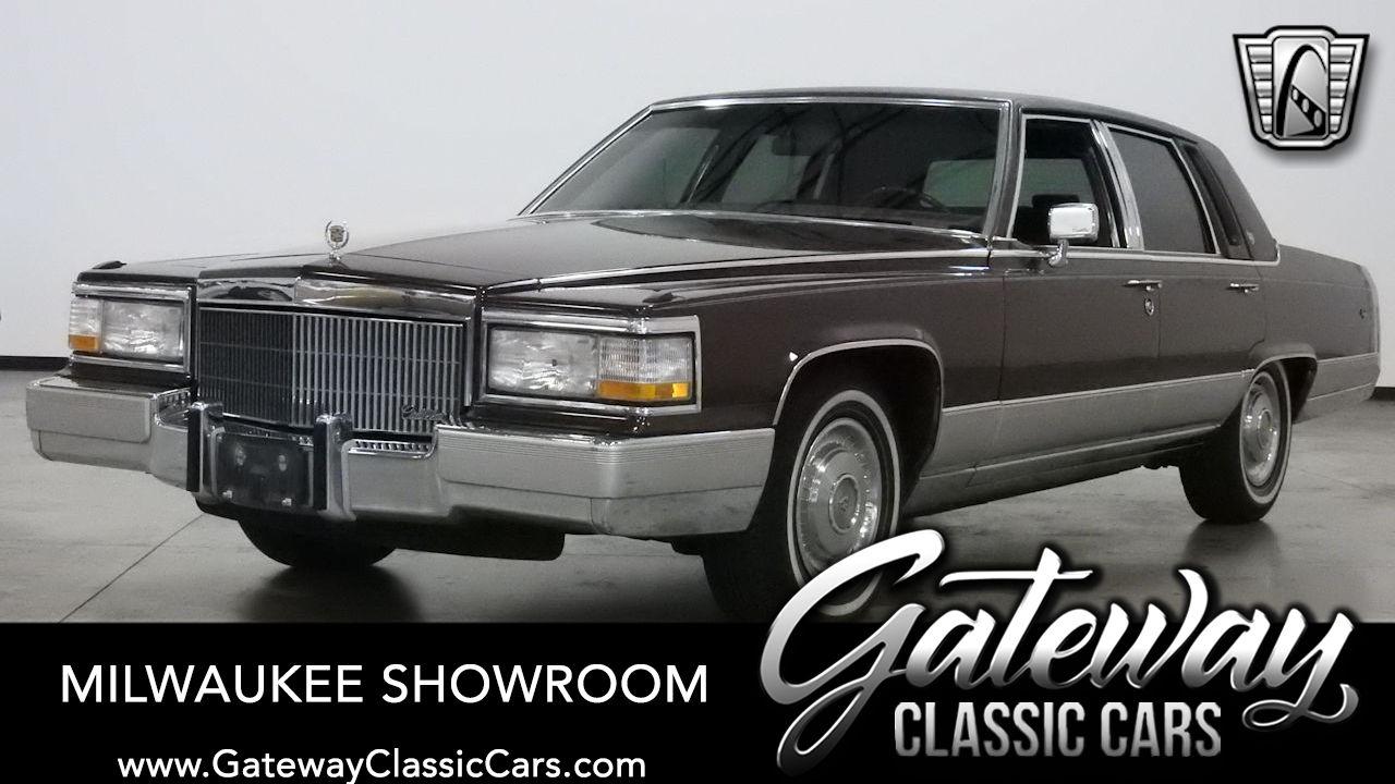 Used 1990 Cadillac Brougham