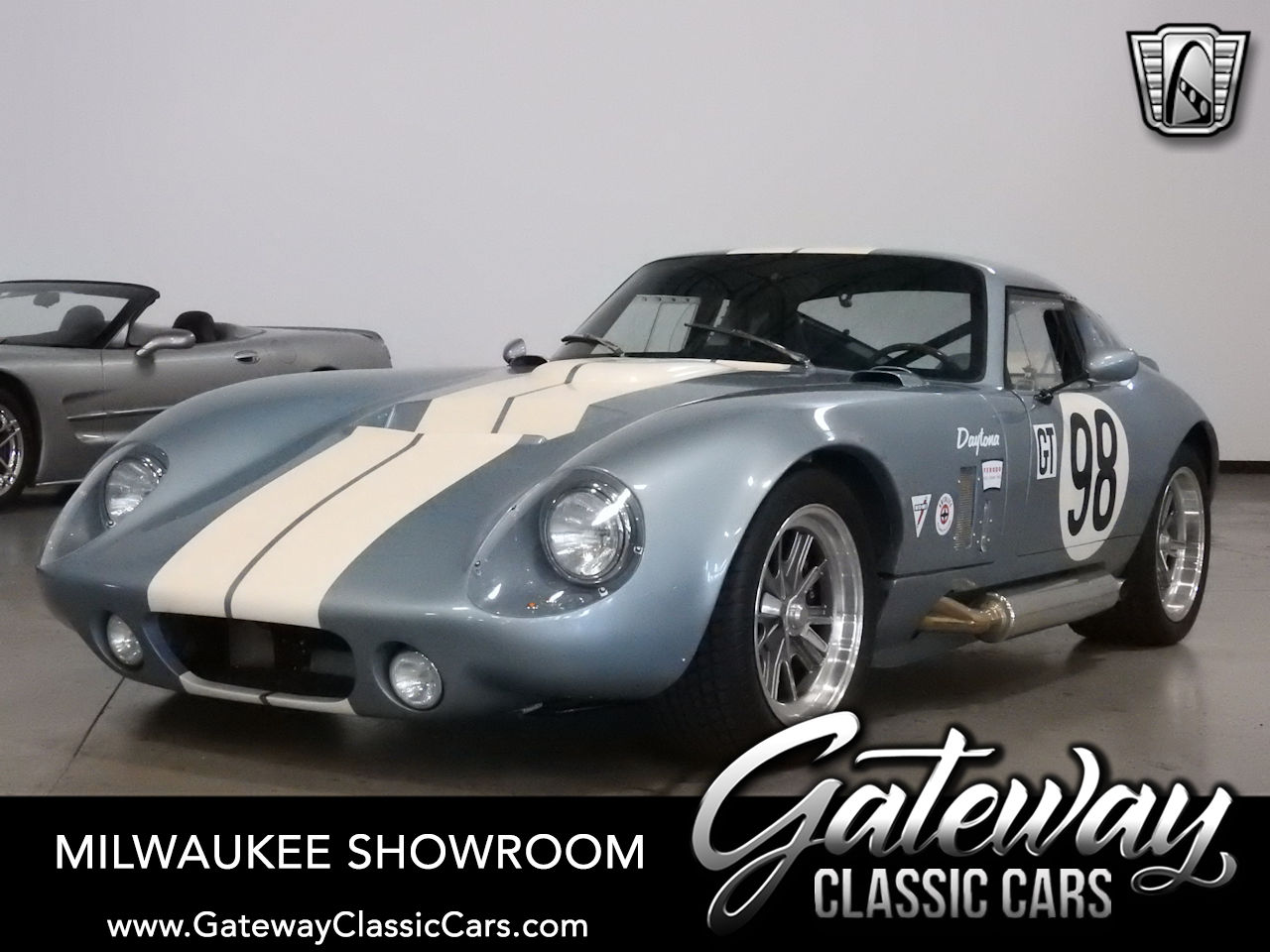 Used 1965 Factory Five Racing Type 65 Coupe