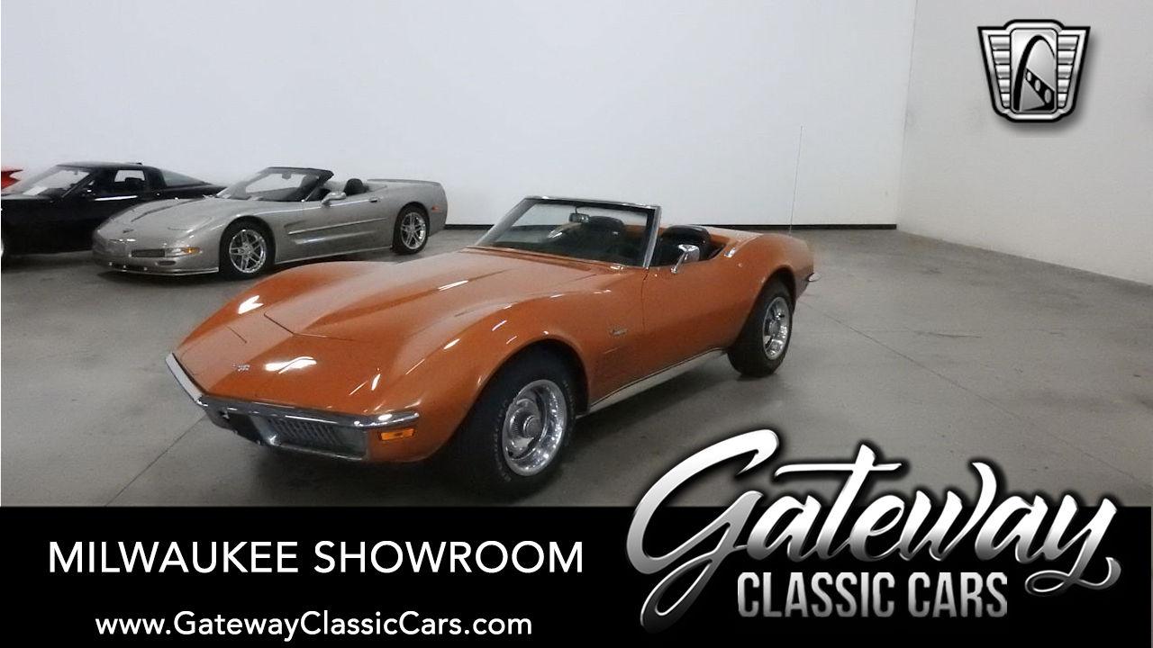 Used 1971 Chevrolet Corvette