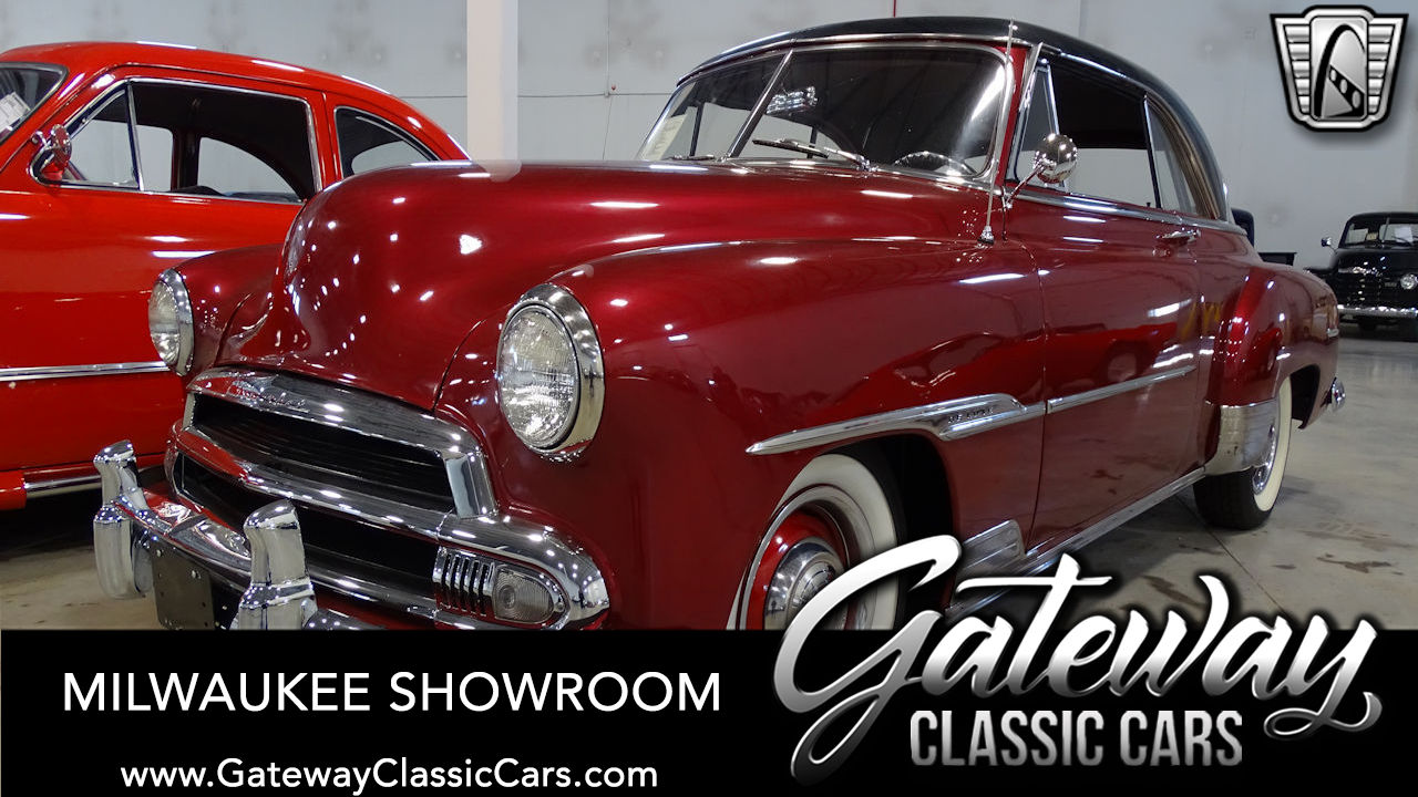 Used 1951 Chevrolet Bel Air