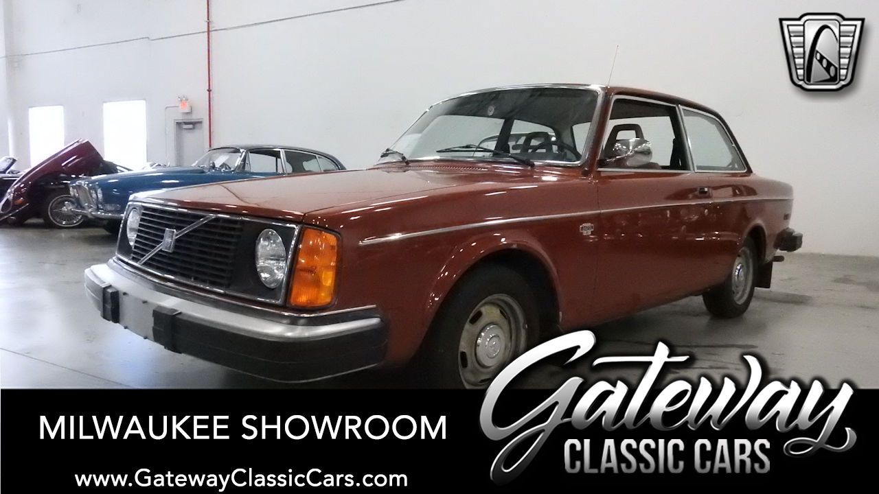 Used 1978 Volvo 242